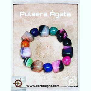 pulsera Agata. 90 S/.